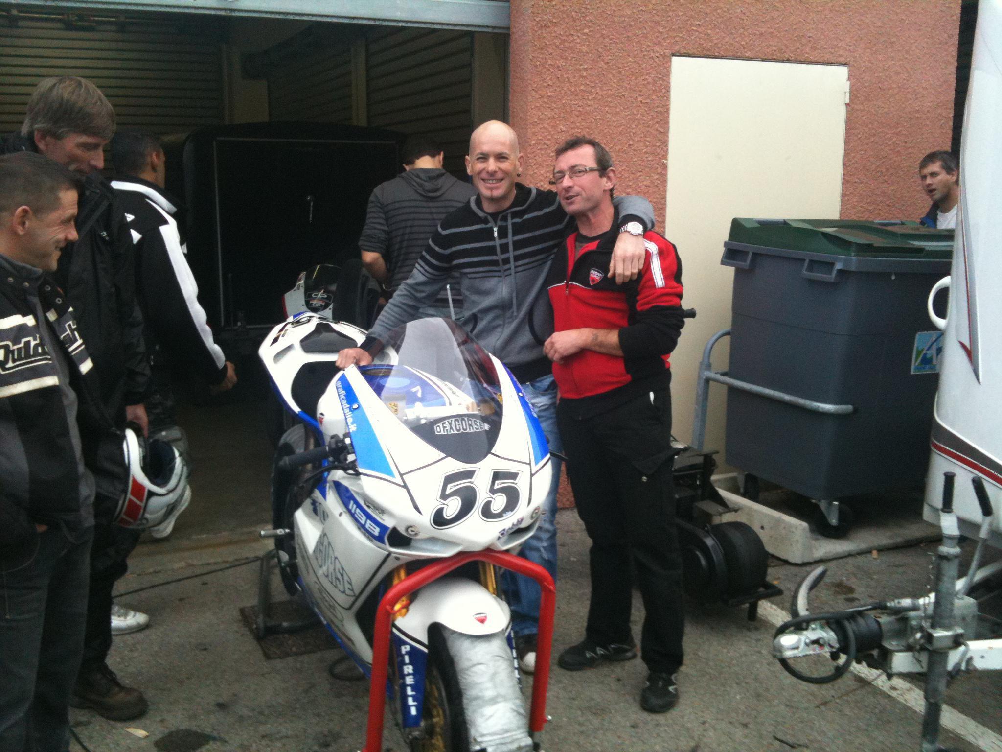 Ducati 1198 RS DFX Corse ex LACONI