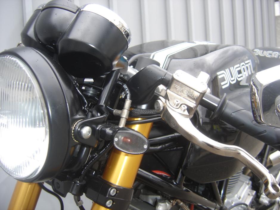Ducati cafe racer 1000 sport «unique»
