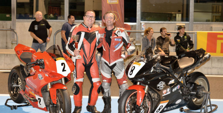 Présentation Twin Racing Team 2015