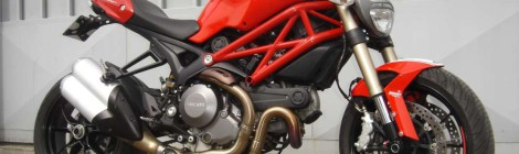 Ducati 1100 Monster Evo