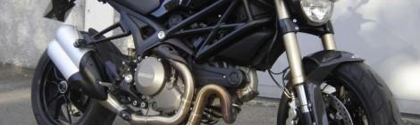 Ducati 1100 monster Evo noire/grise (Abs/Dtc)