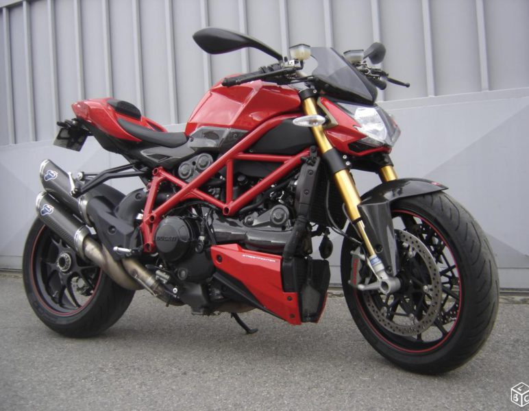 Ducati 1098 Streetfighter S (Ohlins)