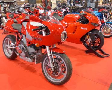 Bron Motos au Salon de la Moto de Lyon 2016