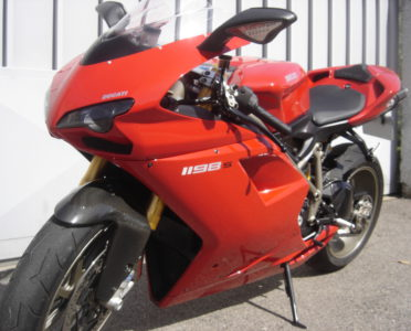 Ducati Superbike 1198S (finition Ohlins)